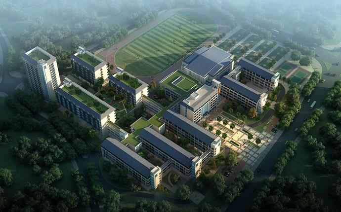 广东松山湖中学智慧校园建设方案部署
