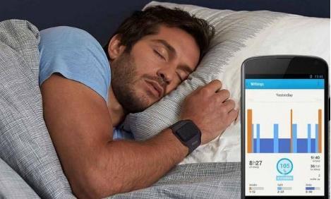 睡眠监测手环