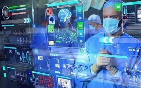 一台收集患者数据的蓝牙网关设备