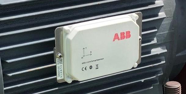 ABB马达振动检测传感器