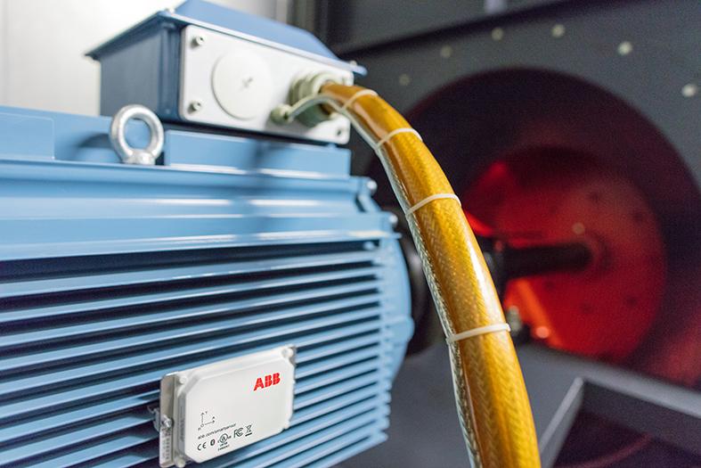蓝牙路由器电机远程状态监控解决方案使用于保护洁净室环境