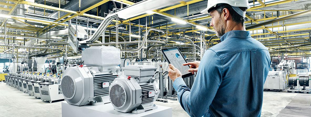 ABB采用桂花网蓝牙物联网解决方案,显著提升状态监测和预测性维护系统性能