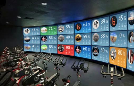健身房训练管理