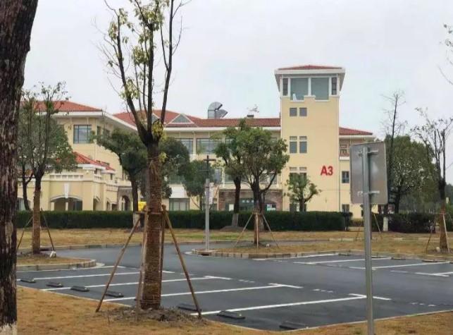 案例展示——上海市金山区公共卫生临床中心