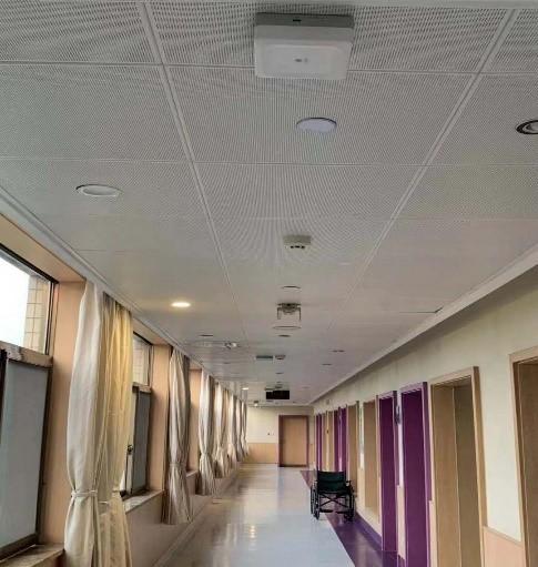 桂花网连续体温监测实时遥测系统在住院病房的应用