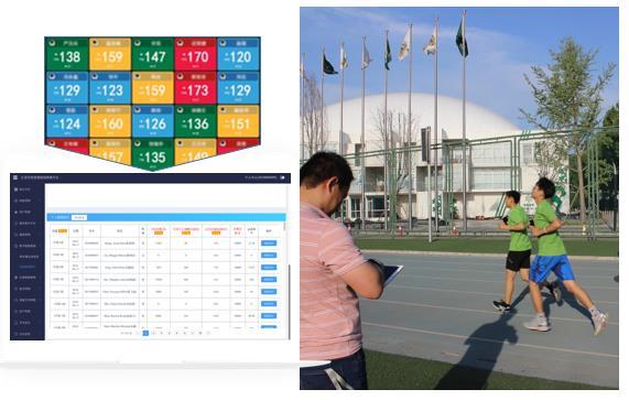 智慧校园应用--运动及健康管理