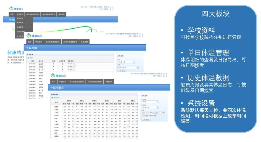 系统服务—云端/本地管理系统